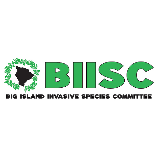 Big Island Invasive Species Committee Logo